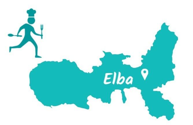 foodies elba map